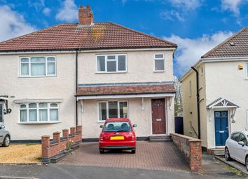 Thumbnail 3 bed semi-detached house to rent in Broadway, Hednesford, Cannock