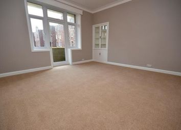 Thumbnail 2 bed flat to rent in Falcon Road, Edinburgh
