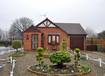Thumbnail 2 bed detached bungalow to rent in Barbeck Close, Barbeck, Thirsk