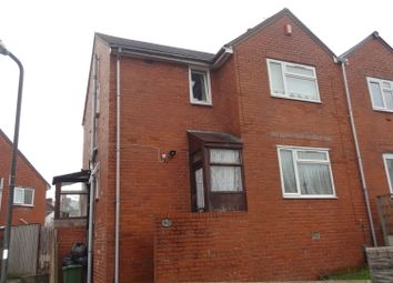 Thumbnail 3 bed semi-detached house for sale in Aneurin Road, Barry
