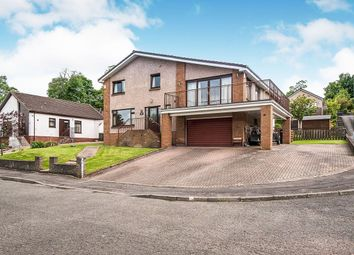 Thumbnail 5 bed detached house for sale in Broomhead Park, Dunfermline