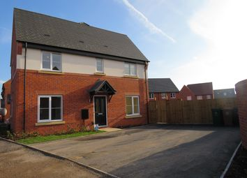 3 bed detached house to rent in Appleby Close, Littleover, Derby DE23