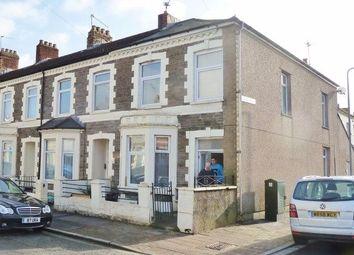 Thumbnail 2 bedroom flat to rent in Habershon Street, Splott, Cardiff