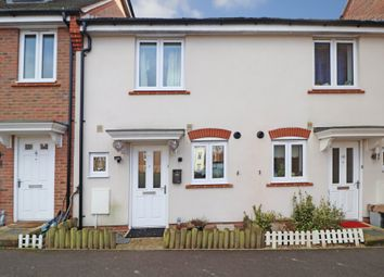 Thumbnail 2 bed terraced house to rent in Orchard Close, Burgess Hill