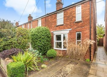 Thumbnail 2 bed semi-detached house for sale in Rushes Road, Petersfield