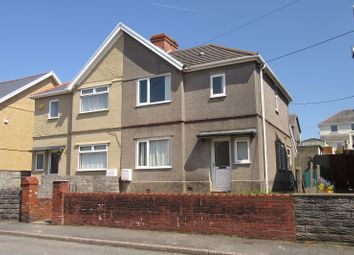 Thumbnail 3 bedroom semi-detached house for sale in Faraday Road, Clydach, Swansea.
