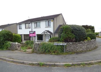 Thumbnail 3 bed semi-detached house for sale in Derwent Drive, Kendal
