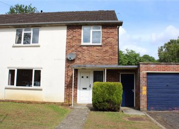 Thumbnail 3 bed semi-detached house to rent in Pintail Court, Lyneham, Chippenham