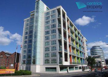 Thumbnail 1 bed flat to rent in Litmus Building, 195 Huntington Street, Nottingham
