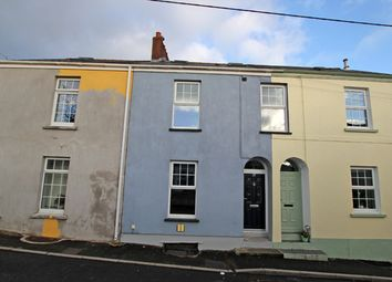 Thumbnail 4 bed terraced house for sale in Picton Place, Carmarthen, Carmarthenshire