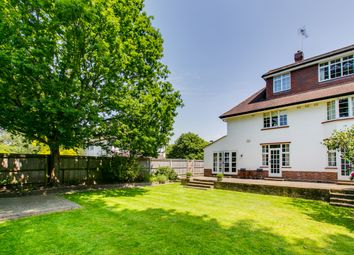 Thumbnail 7 bed semi-detached house to rent in Sheen Lane, London