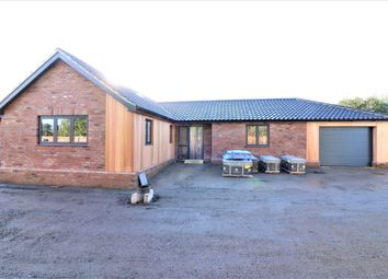 Thumbnail 3 bed detached bungalow for sale in Shipdham Road, Toftwood
