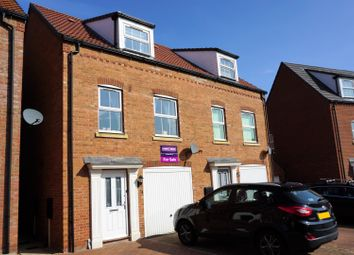 Thumbnail 3 bed semi-detached house for sale in Bobbin Lane, Lincoln