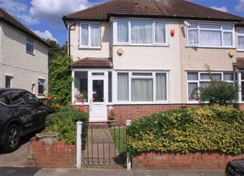 Thumbnail 2 bed semi-detached house to rent in Thackeray Close, Uxbridge, Middlesex