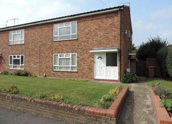 Thumbnail 1 bedroom flat to rent in Reeves Way, Eastfield, Peterborough