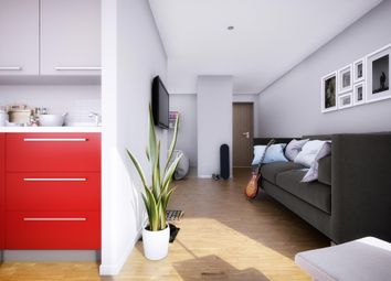 Thumbnail 1 bedroom flat for sale in 88-92 Chapel Street, Manchester