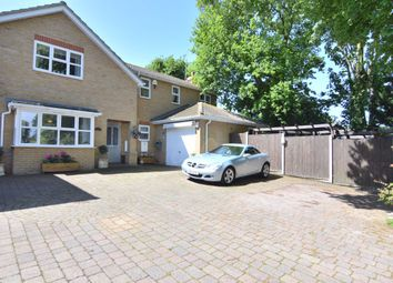 Thumbnail 4 bed detached house for sale in Baddow Road, Chelmsford, Essex