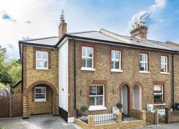 Thumbnail 3 bed semi-detached house for sale in Surbiton, Surrey