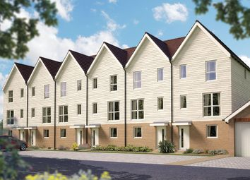 "Thumbnail 3 bed town house for sale in ""The Winchcombe"" at Toddington Lane, Wick, Littlehampton"