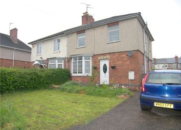 Thumbnail 3 bed semi-detached house for sale in Preston Avenue, Alfreton