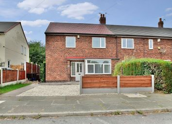 Thumbnail 3 bed terraced house for sale in Pewsey Road, Manchester