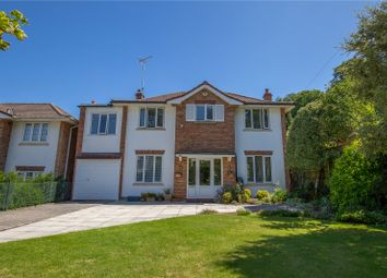 Thumbnail 4 bed detached house for sale in Henbury Road, Henbury, Bristol