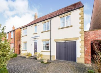 Thumbnail 5 bed detached house for sale in Redmayne Square, Strensall, York
