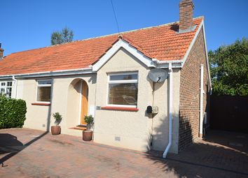 Thumbnail 2 bed semi-detached house for sale in Woodgate Road, Woodgate, Chichester