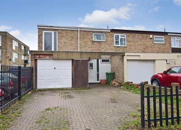 Thumbnail 3 bed terraced house for sale in Lynstede, Basildon, Essex