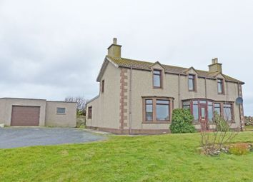 Thumbnail 4 bed detached house for sale in Brake, Quendale, Shetlands