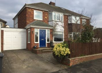 Thumbnail 3 bed semi-detached house for sale in Willow Rise, Tadcaster