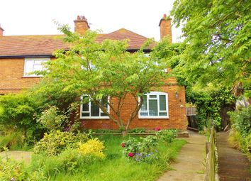 Thumbnail 3 bed end terrace house for sale in Willoughby Crescent, Eastbourne