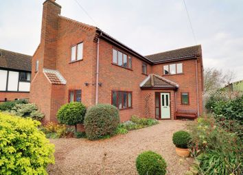 Thumbnail 5 bed detached house for sale in High Street, Wroot, Doncaster