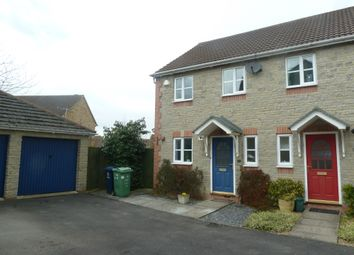 Thumbnail 2 bedroom semi-detached house to rent in Foxglove Close, Oxford