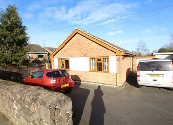 Thumbnail 2 bedroom detached bungalow for sale in Star Cottages, Private Road, Stoney Stanton, Leicester