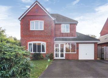 Thumbnail 4 bed detached house for sale in Pinfold Lane, Cheslyn Hay