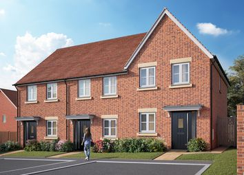 """Thumbnail 2 bedroom semi-detached house for sale in """"The Lewes"""" at Mill Road, Hailsham"""