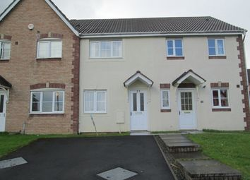 Thumbnail 2 bed terraced house to rent in Cwrt Lafant, Llansamlet