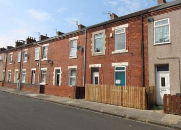 Thumbnail 3 bed terraced house to rent in Rowley Street, Blyth