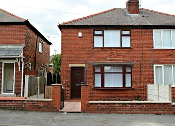 Thumbnail 2 bed semi-detached house for sale in Edna Road, Leigh, Lancashire
