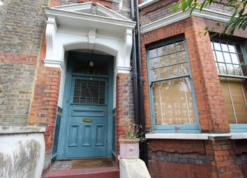Thumbnail 3 bed terraced house to rent in Lynmouth Road, London