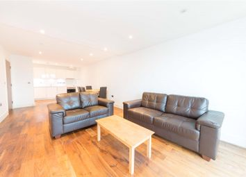 Thumbnail 2 bed flat to rent in Grand Canal Apartments, 56 De Beauvoir Crescent, London