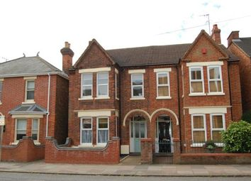 Thumbnail 4 bedroom semi-detached house to rent in Castle Road, Bedford