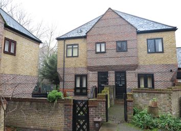 Thumbnail 1 bed end terrace house to rent in Mayflower Close, London