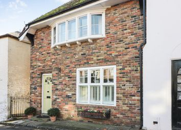 Thumbnail 3 bed terraced house to rent in Moat Lane, Ash, Canterbury