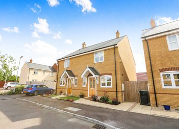 Thumbnail 2 bed semi-detached house for sale in Dunlin Grove, Wixams, Bedford