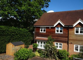 Thumbnail 3 bed semi-detached house for sale in Nightingale Close, Fernhurst, Haslemere