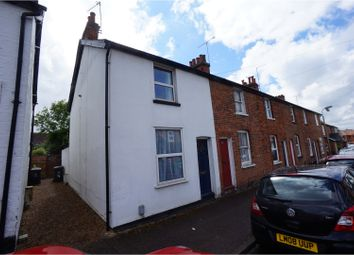 Thumbnail 2 bed end terrace house for sale in Haycroft Road, Stevenage