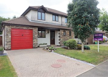 Thumbnail 3 bed semi-detached house for sale in Mayfield Drive, St. Austell