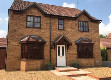 Thumbnail 4 bed property to rent in Frogmore Place, Westcroft, Milton Keynes